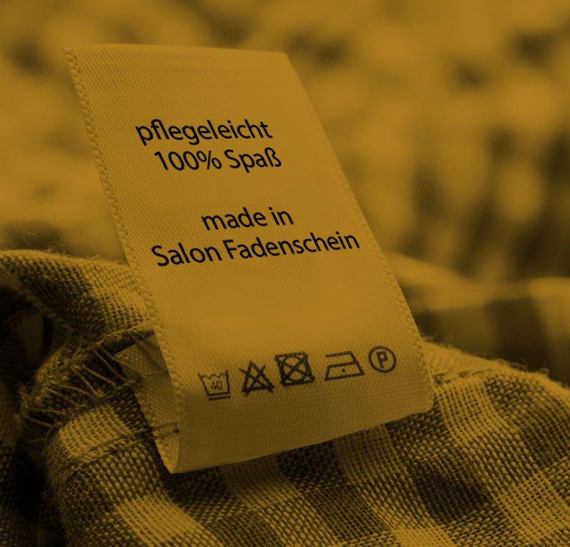 Newsletter Salon Fadenschein